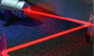 تحقیق درباره لیزر و طرز تولید آن