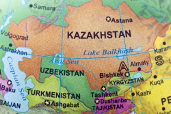 دانلود تحقیق منافع ملی و استراتژی آمریکا در آسیای مرکزی
